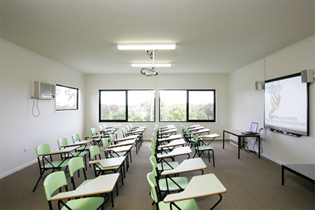 Crane Training Class Room